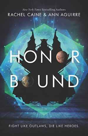 Cover Honor Bound Caine