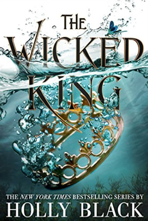 The Wicked King Black